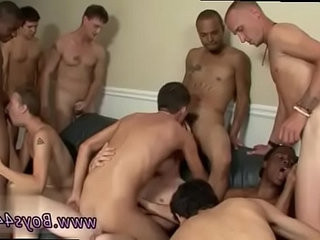 Black on young attractiv? gay gay army porn Wild, Wilder... Bukkake with Cody