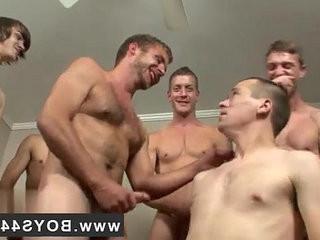 Gay pornography boys sex Kriss Kross the Bukkake Boss