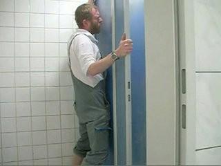 Chupada no banheiro