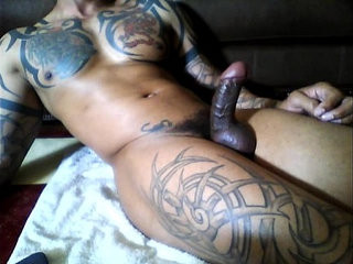 Me stroking jizz of the day...