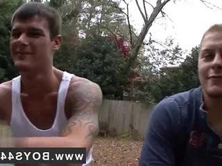 Young gay groupbang gallery Justin Cox wants COCKS