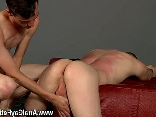 Male groupbang gay movies Fucked And Milked Of A Load