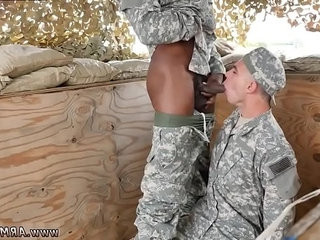 Straight guys military gay The Troops are wild!