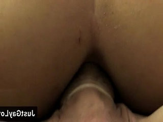 Twink movie of Felix gets smashed by Chase in his very very first
