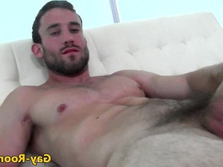 Gaycastings ripped hunk facial cumshotized