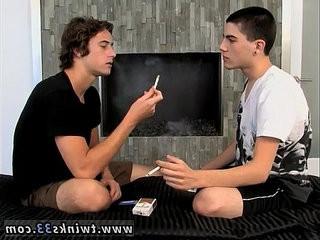 Twink boy fuck Rad Smoke Fucks Joey!