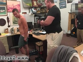 Hot emo dudes having hot gay hook-up dude completes up with anal invasion orgy