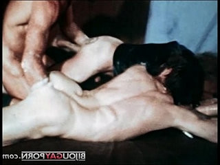 Extreme knuckleing scene from vintage porn EROTIC armS 1974