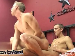 Gay anal hook-up positions dual fucking Patrick knows Jordans one