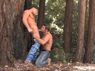 hot forest fuck verbal bottom pt